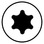 Hexlobe (Torx)